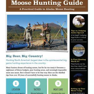 Moose Hunting Guide